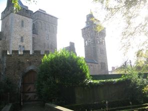 The Cardiff Castle